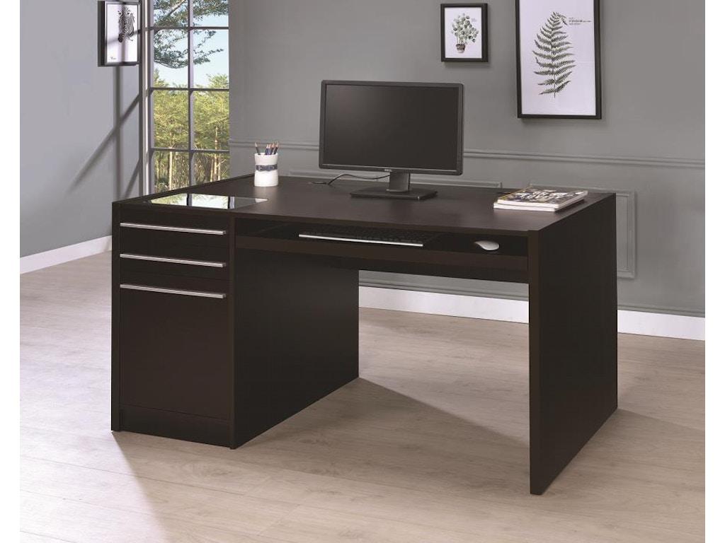 Coaster Home Office Computer Desk 800982 Charter