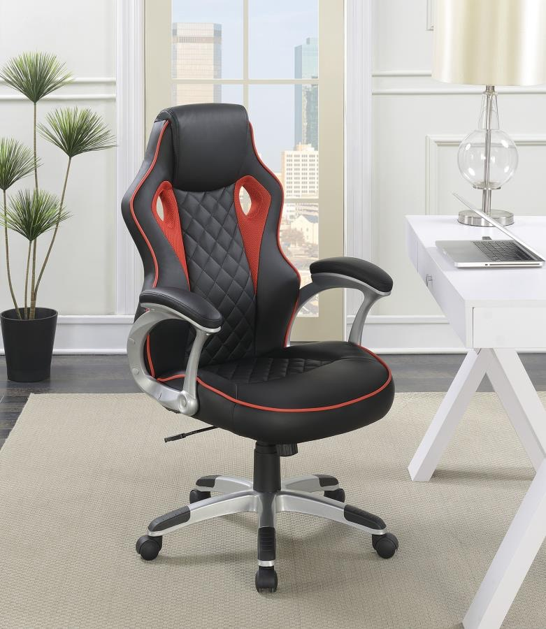 Coaster Office Chair 801497  sc 1 st  Furniture Kingdom & Coaster Home Office Office Chair 801497 - Furniture Kingdom ...