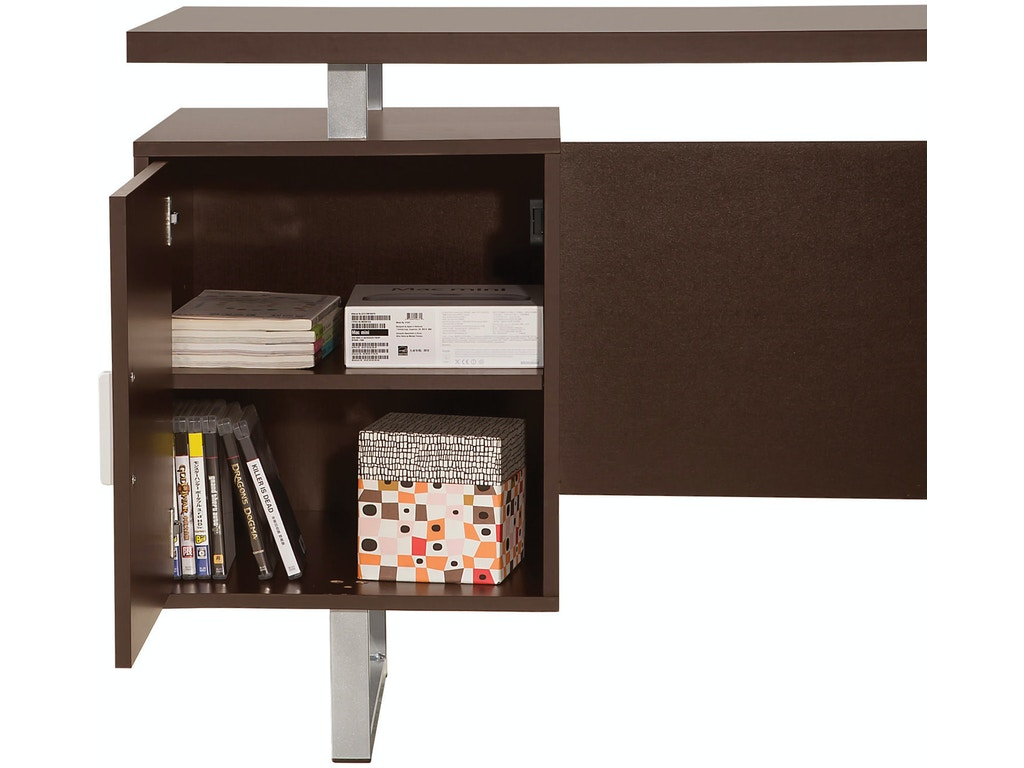 Coaster Home Office Office Desk 801521 Isaak S Home Furnishings And Sleep Center Yakima Wa