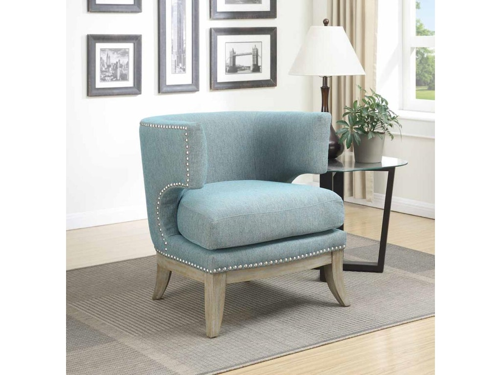 coaster living room accent chair 902558 simply discount furniture santa clarita and valencia ca. Black Bedroom Furniture Sets. Home Design Ideas