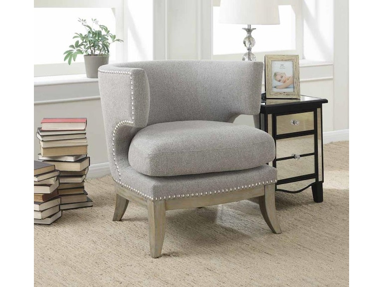 Tremendous Coaster Living Room Accent Chair 902560 Osmond Designs Ncnpc Chair Design For Home Ncnpcorg