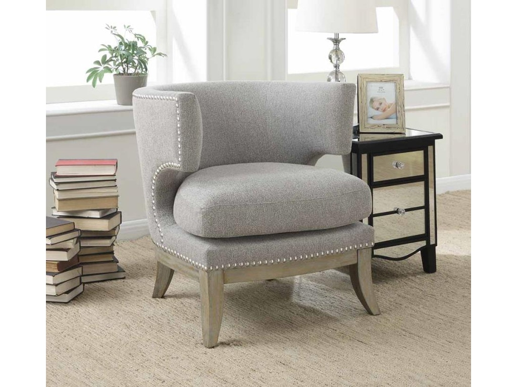 Coaster Living Room Accent Chair 902560 Furniture Kingdom Gainesville Fl