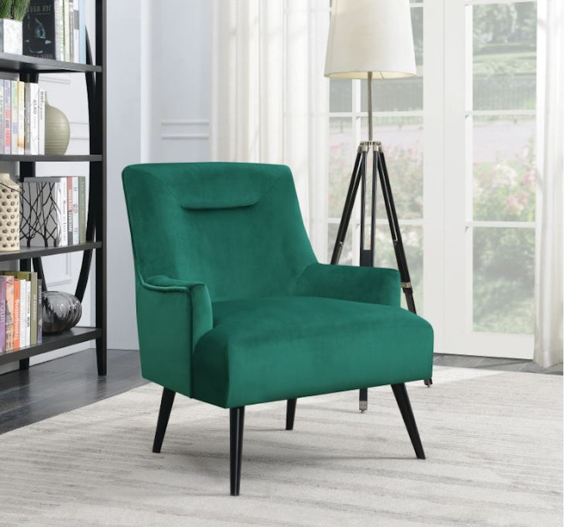 Phenomenal Coaster Living Room Accent Chair 904100 Haynes Brothers Pdpeps Interior Chair Design Pdpepsorg
