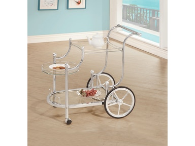 Coaster Serving Cart 910076