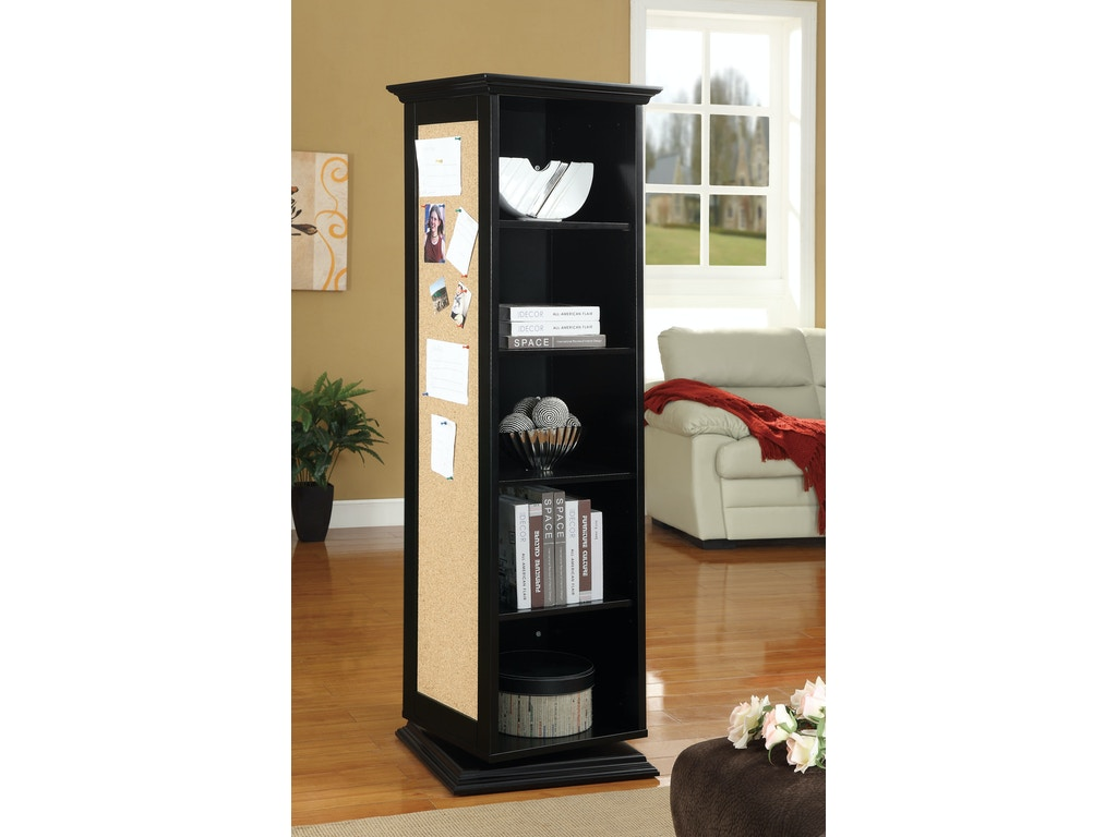 Coaster living room accent cabinet 910083 simply for Cheap living room cabinets