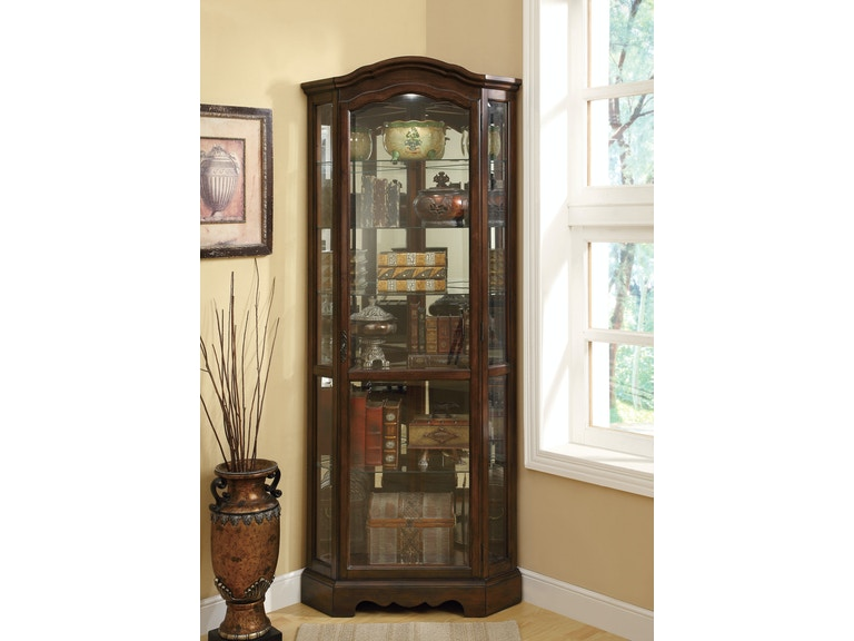 Coaster Living Room Curio Cabinet 950175