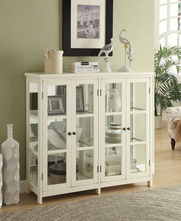 Coaster Living Room Accent Cabinet 950306 - Anna\'s Home ...