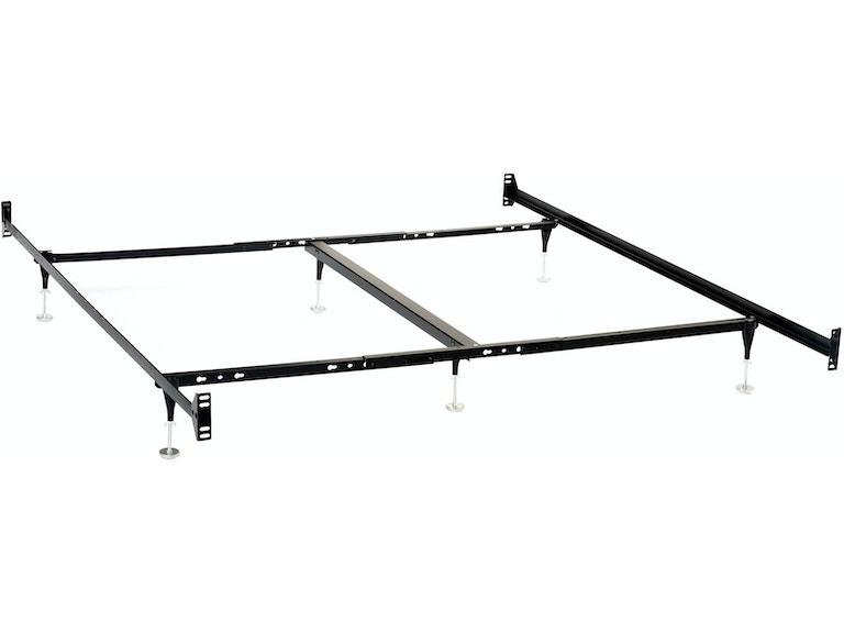 Coaster Mattresses Queen/King Bed Frame 9602QK - Furniture Kingdom ...