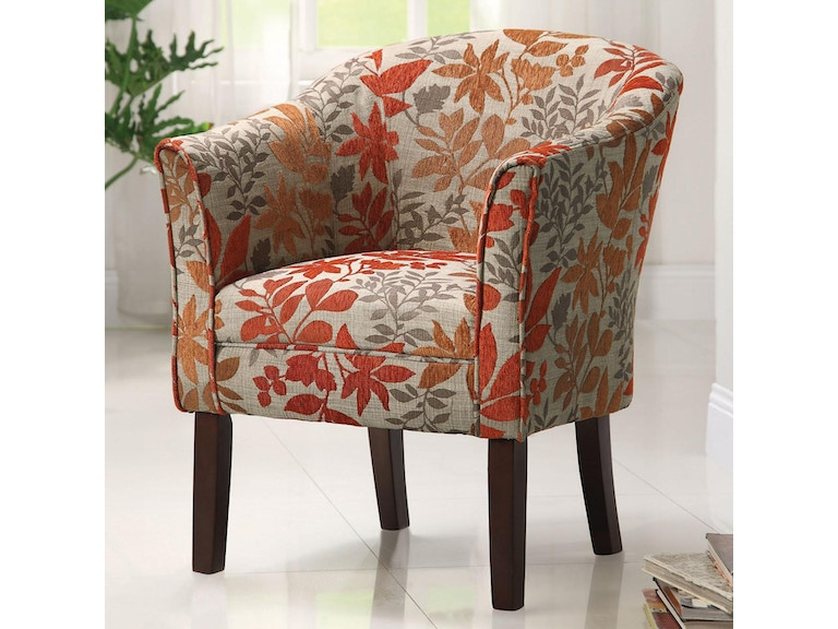 Coaster Living Room Accent Chair 460407 Evans Furniture Galleries Chico Yuba City Ca