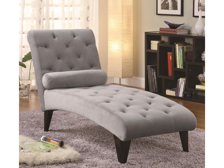 coaster chaise 550067 - Discount Chaise