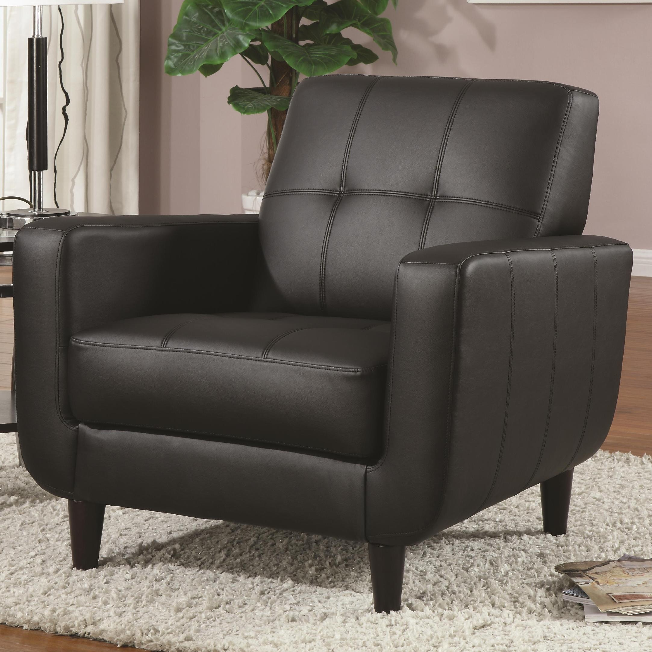 chairs for living room cheap coaster living room accent chair 900204 simply 18009