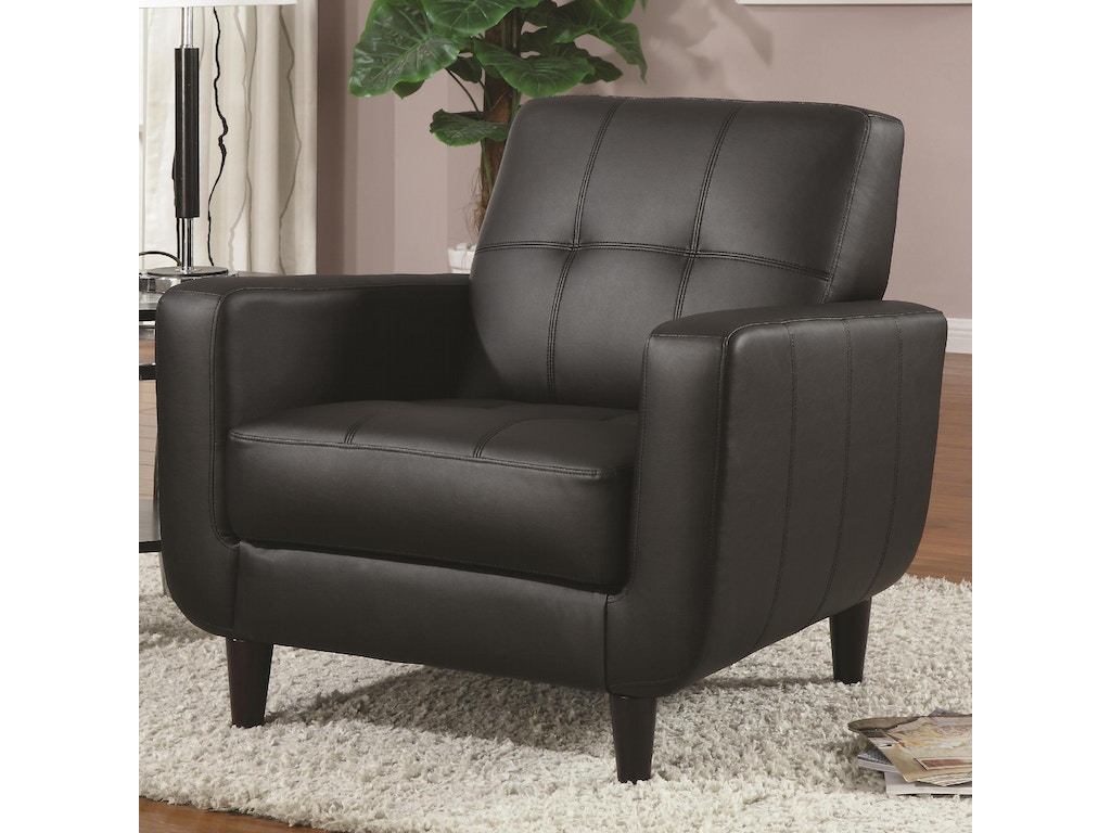 coaster living room accent chair 900204 simply discount furniture santa clarita and valencia ca. Black Bedroom Furniture Sets. Home Design Ideas