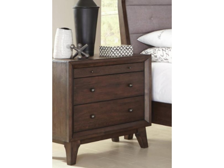 Coaster Bedroom Nightstand B259 02 The Furniture Mall Duluth