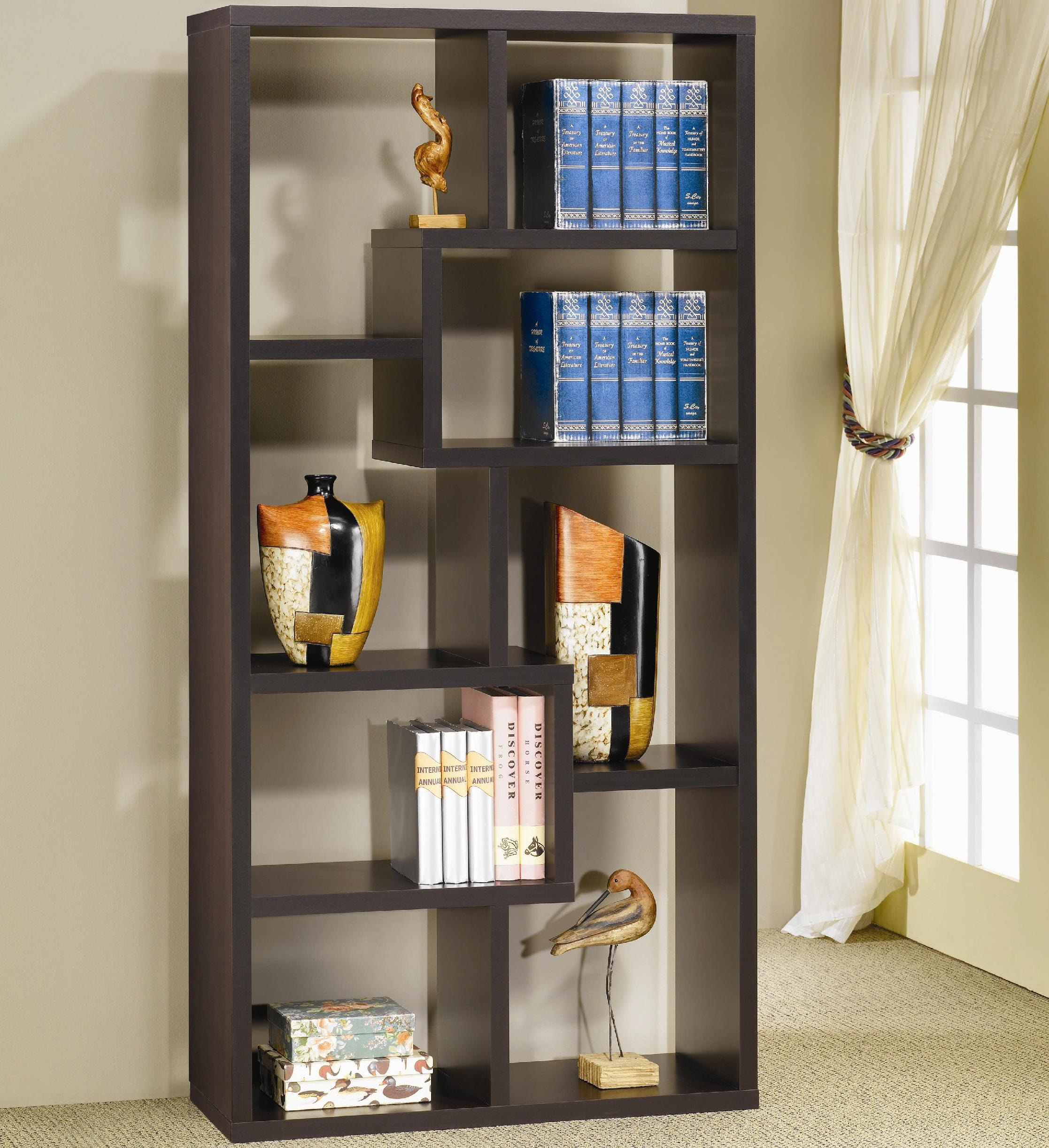 Coaster Home Office Bookcase 800264 Winner Furniture