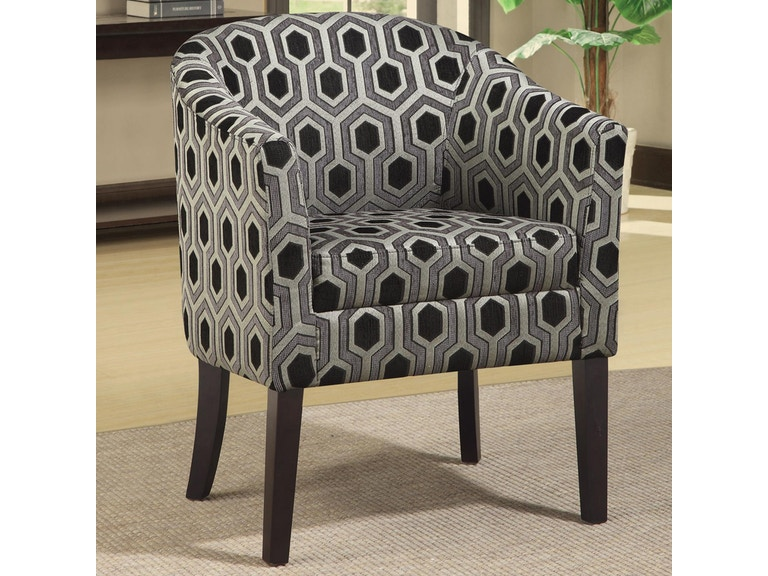 Coaster Living Room Accent Chair 900435 Rider Furniture