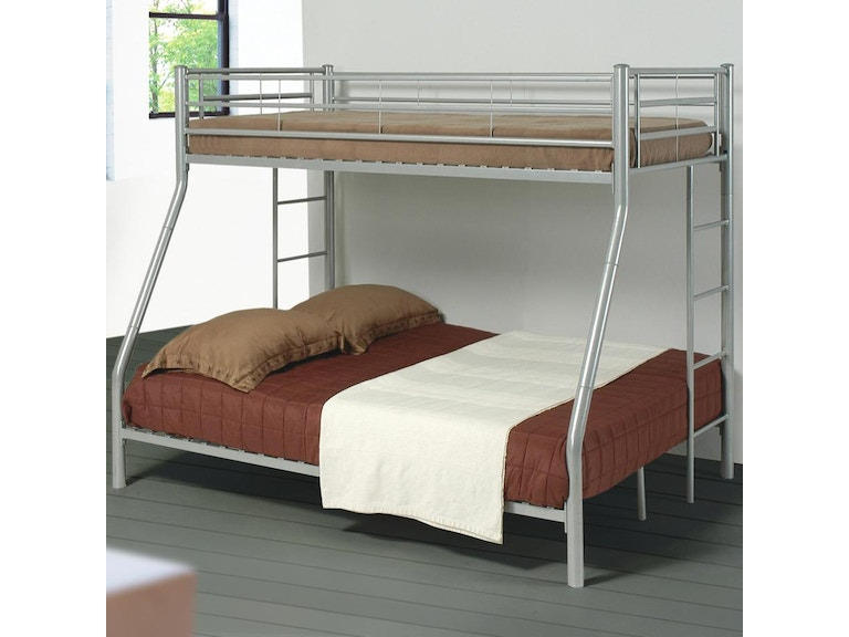 Coaster Youth Bunk Bed 460062 Gallery Furniture Of Central Florida