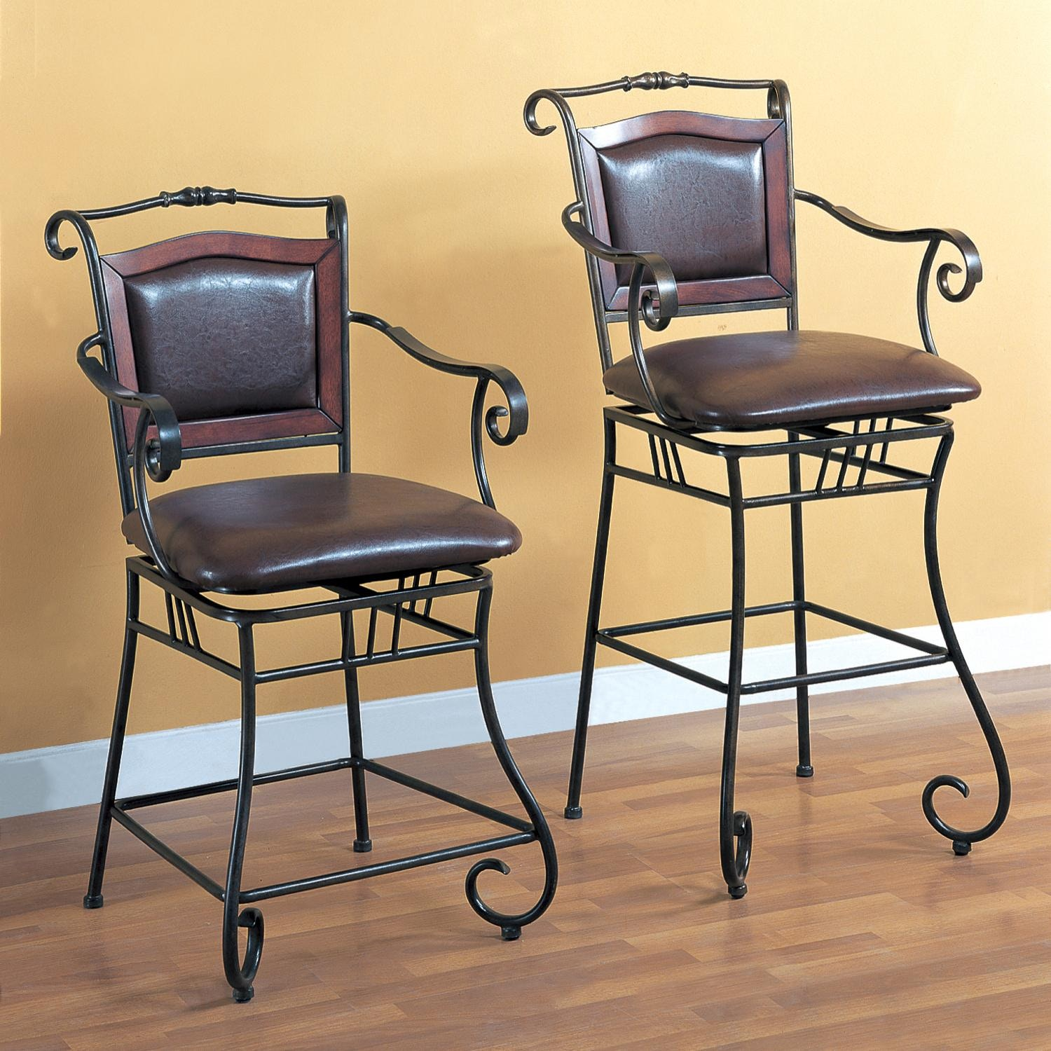 Coaster Bar And Game Room 29 Bar Stool 100159 Furniture