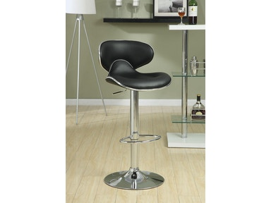 Coaster Bar and Game Room Adjustable Bar Stool