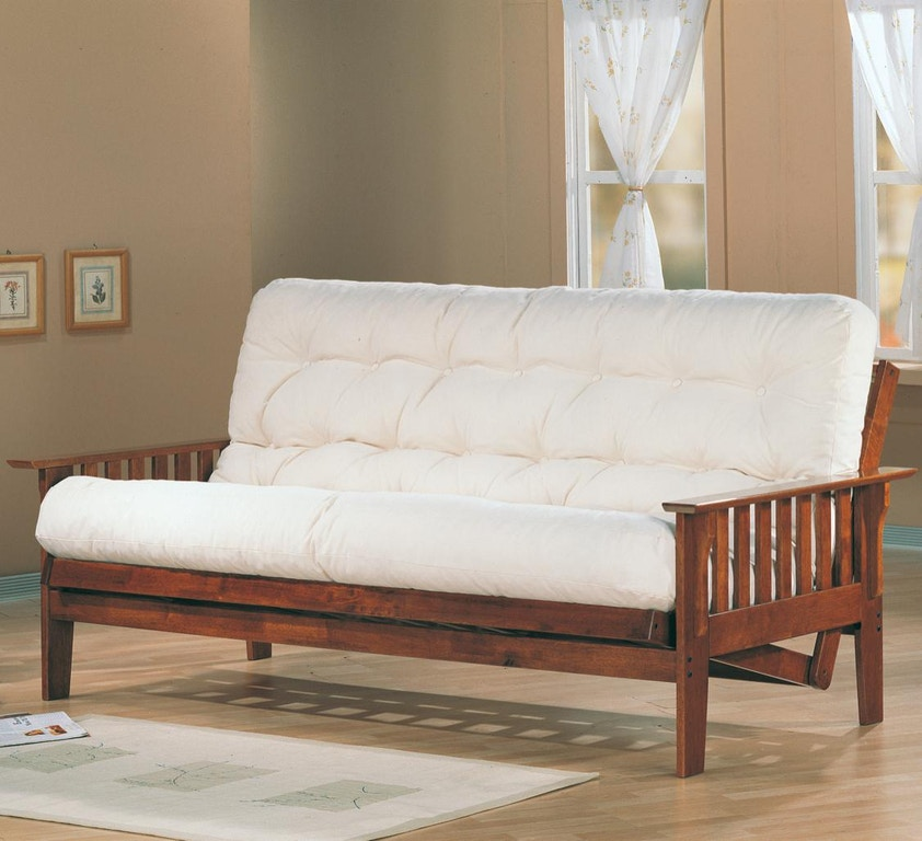 Coaster Living Room Futon Frame 4382