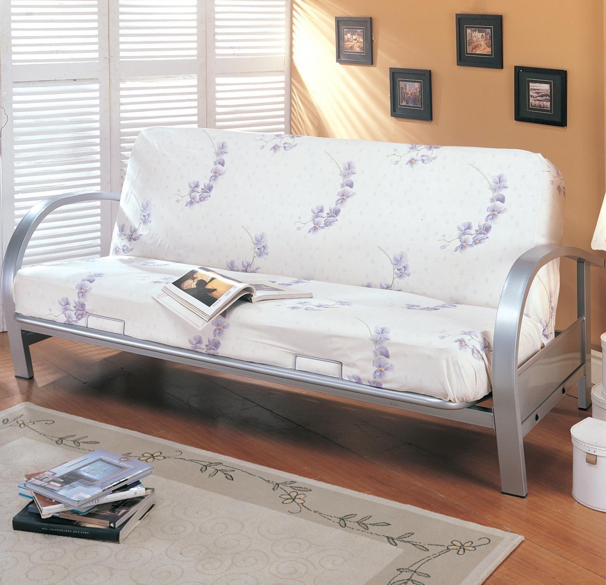 Coaster Living Room Futon Frame 7251 Winner Furniture