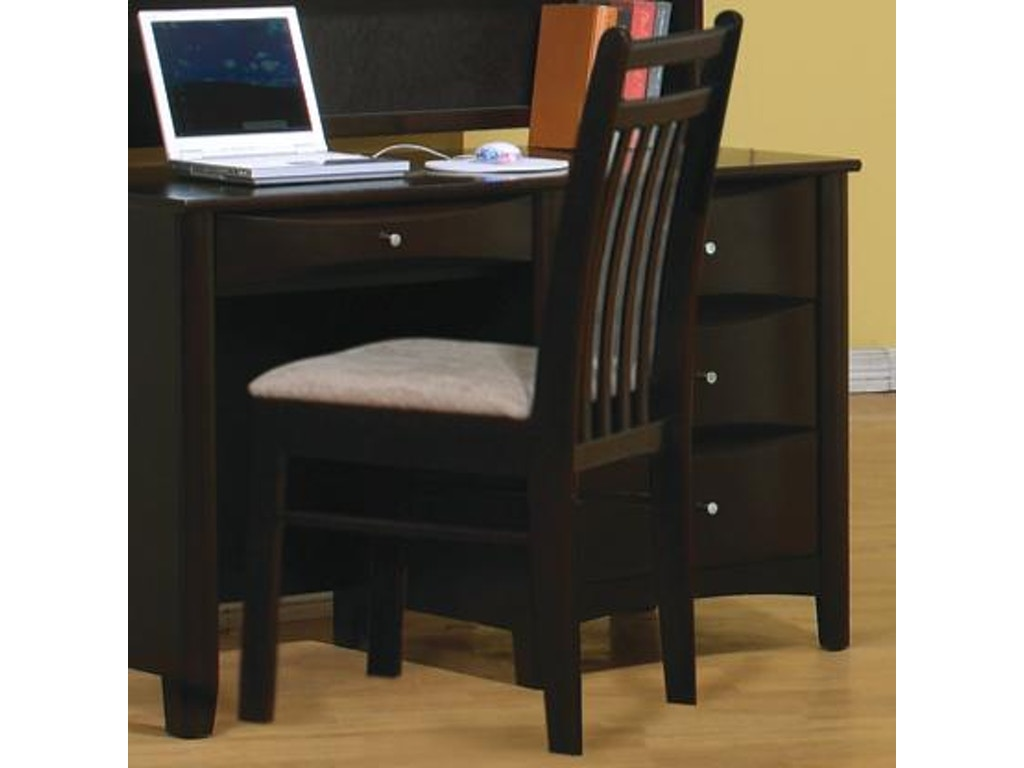 coaster home office chair 400189 the furniture house of