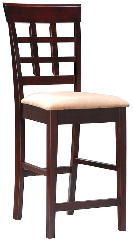 Coaster Counter Height Chair (Pack Of 2) 100209