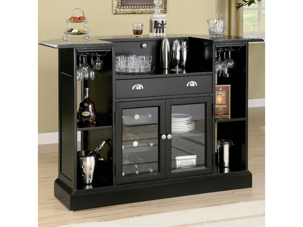 Coaster Bar And Game Room Bar Unit 100175 Furniture Plus Inc Mesa Az