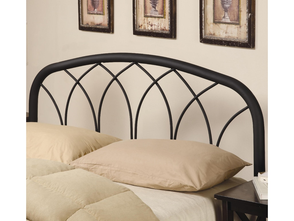 Coaster Bedroom Metal Headboard 300184qf Gibson