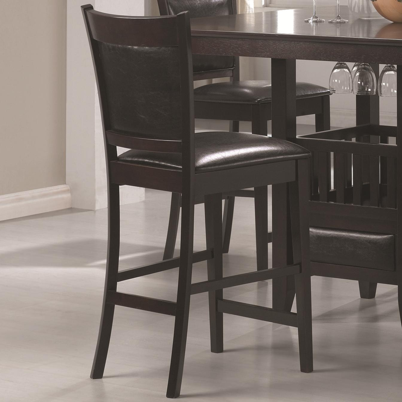 Coaster Bar And Game Room Counter Height Chair 100959