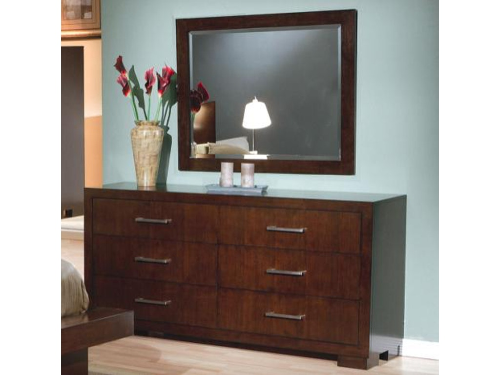 Coaster Bedroom Dresser 200713 Charter Furniture Dallas Fort Worth Tx