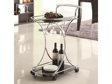 Coaster Serving Cart 910001