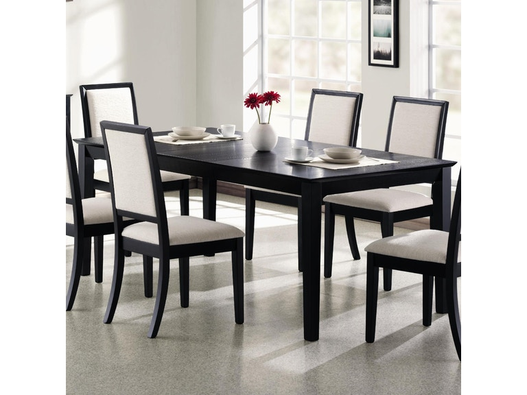 Coaster Dining Room Dining Table 101561 - The Furniture Mall ...