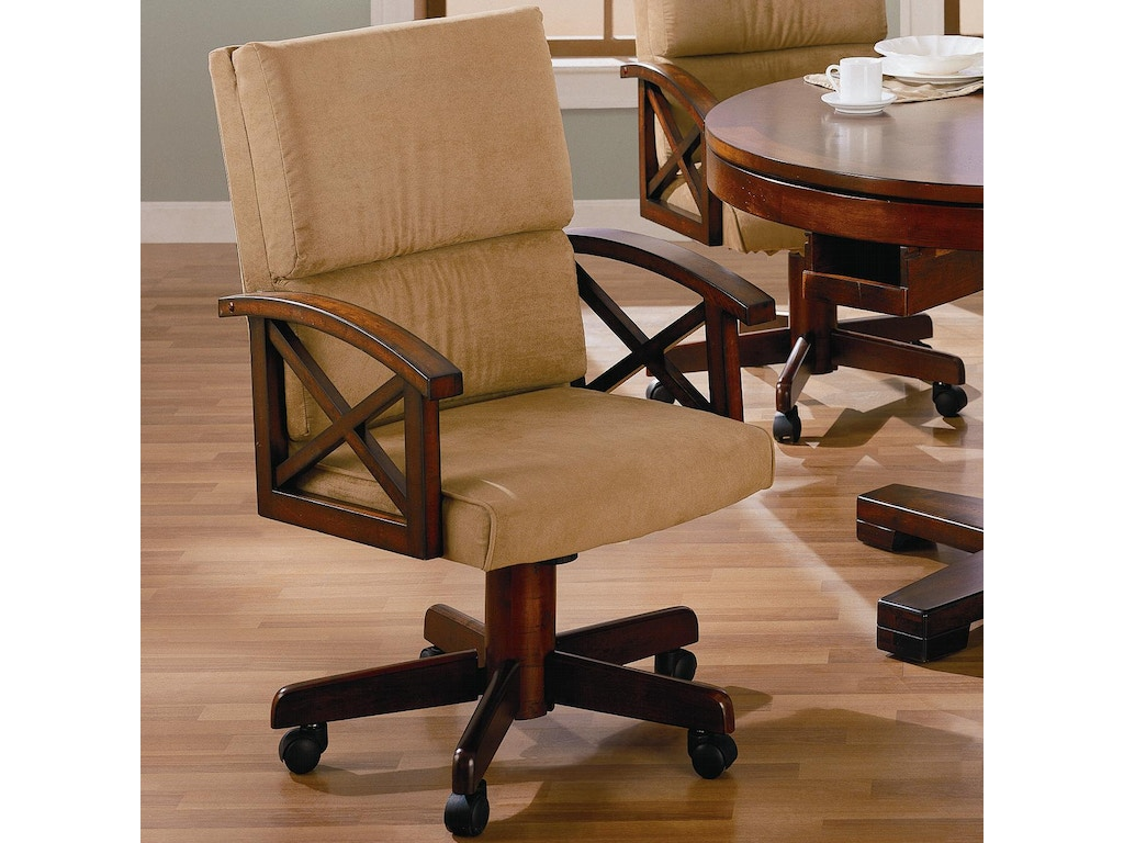 Coaster Bar And Game Room Game Chair 100172 Royal