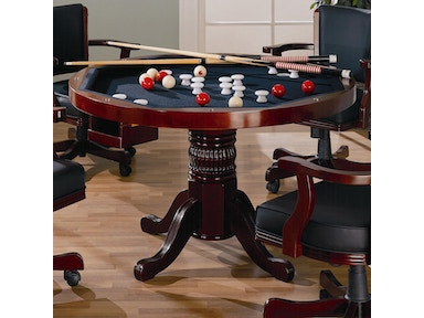 Coaster Game Table 100201