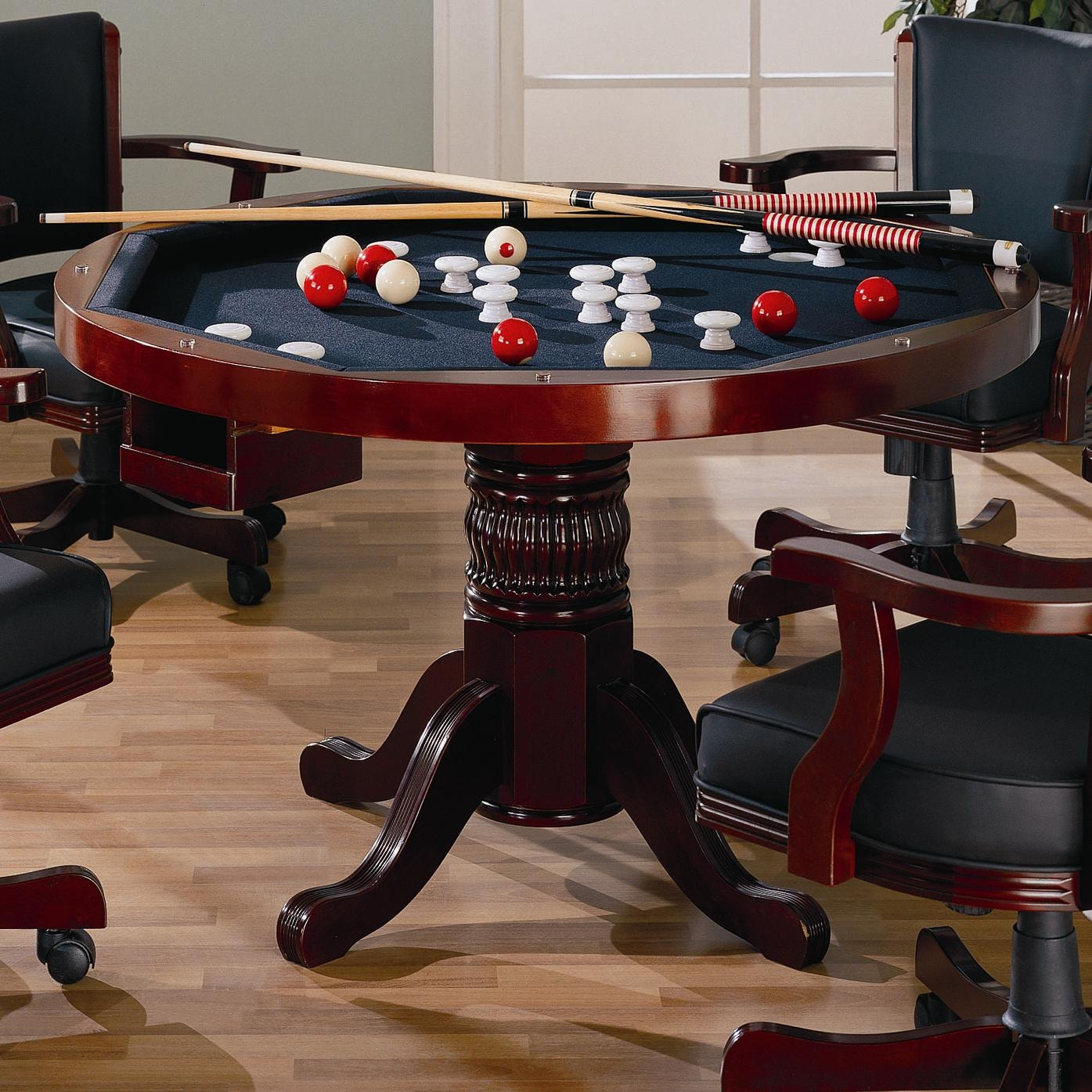 Coaster Bar And Game Room Game Table 100201   Furniture Kingdom    Gainesville, FL
