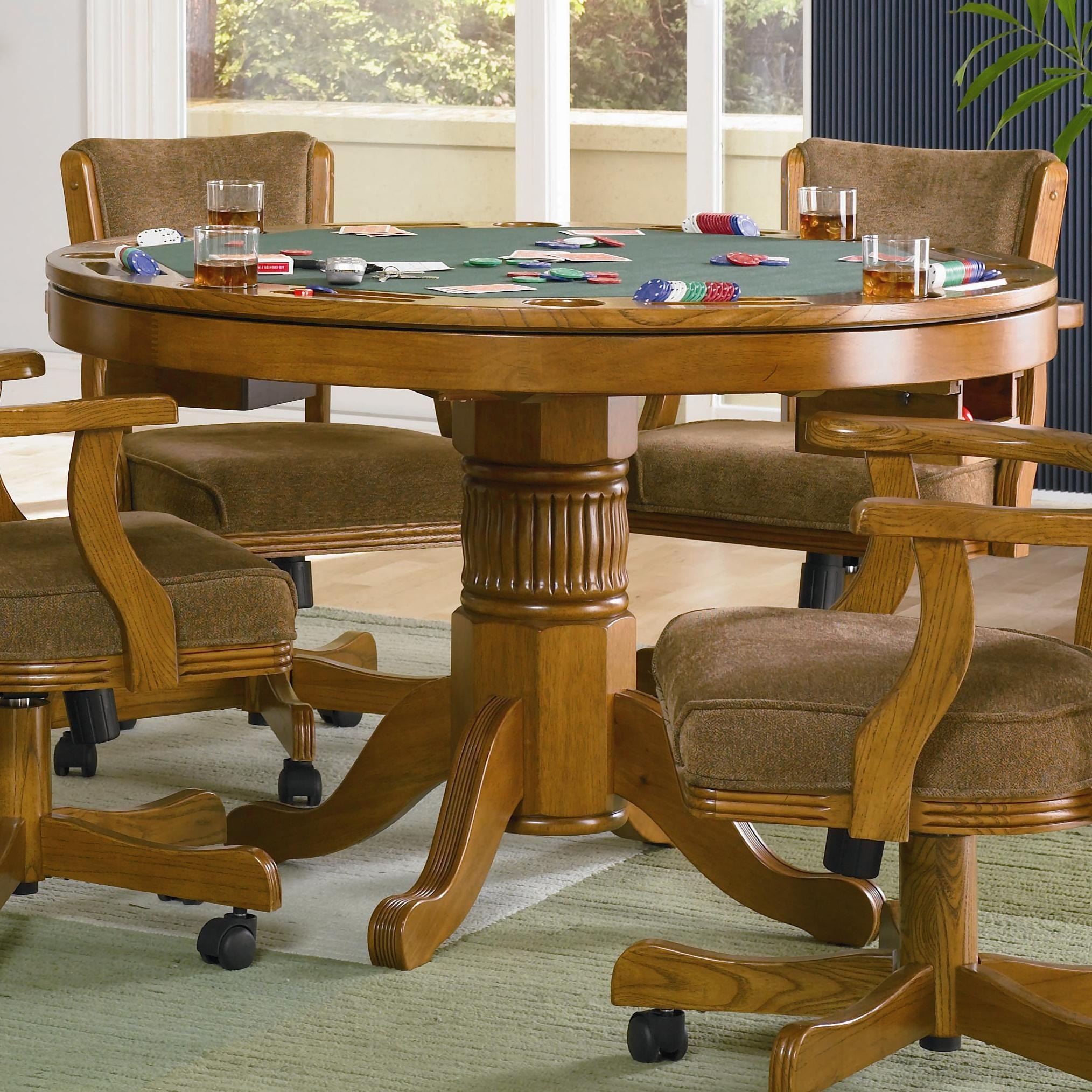 Coaster Game Table 100951
