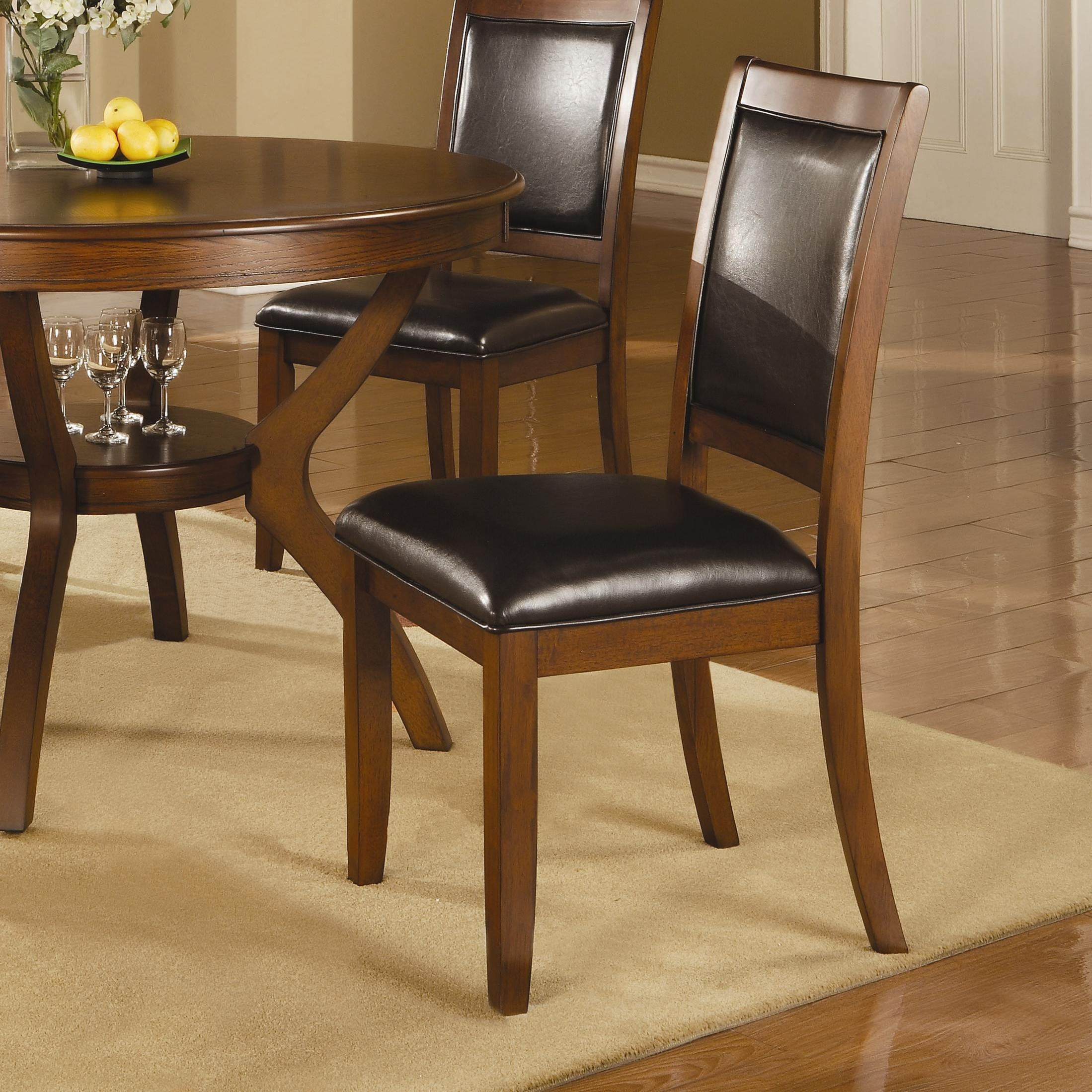 Coaster Dining Room Dining Chair (Pack Qty: 2) 102172 At The Furniture Mall