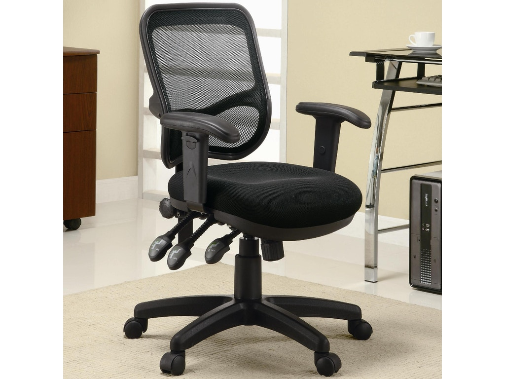 Coaster Home Office Office Chair 800019 The Furniture