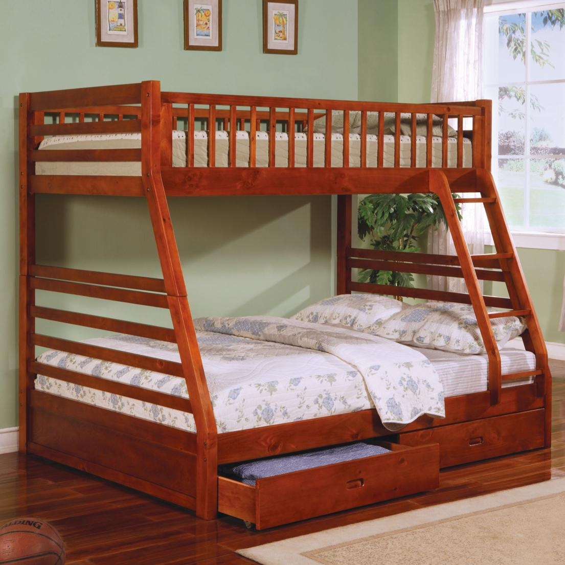 Coaster Youth Bunk Bed 460183 Furniture Marketplace Greenville Sc