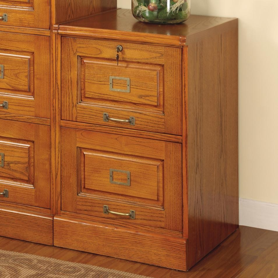 Coaster Home Office 2 Drawer File Cabinet 5317N