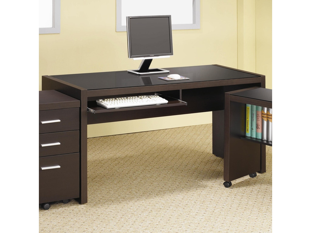 Coaster Home Office Computer Desk 800901 Winner Furniture Louisville Owensboro And Radcliff Ky
