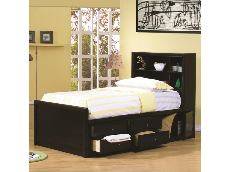 Coaster Youth Twin Bed 400180t Isaak S Home Furnishings And Sleep Center Yakima Wa