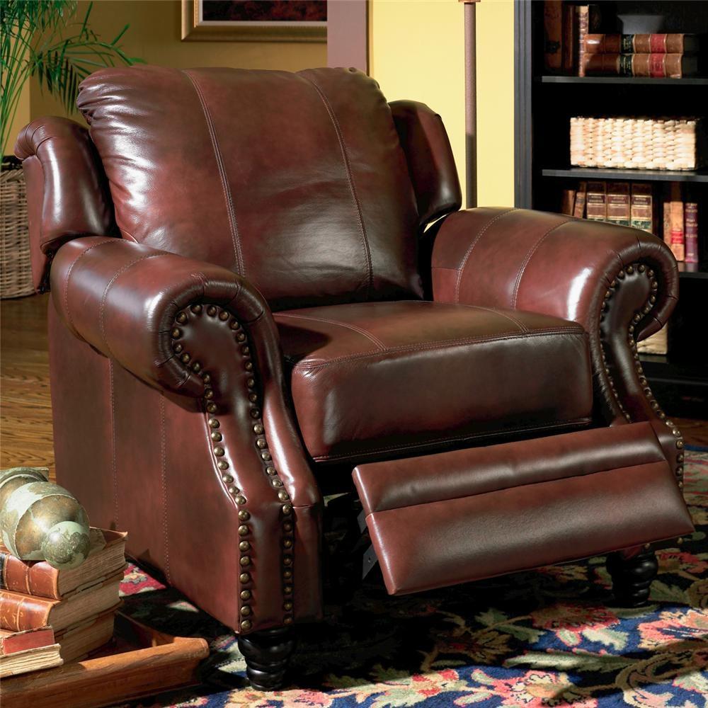 Coaster Living Room Push Back Recliner 500663 - Furniture ...