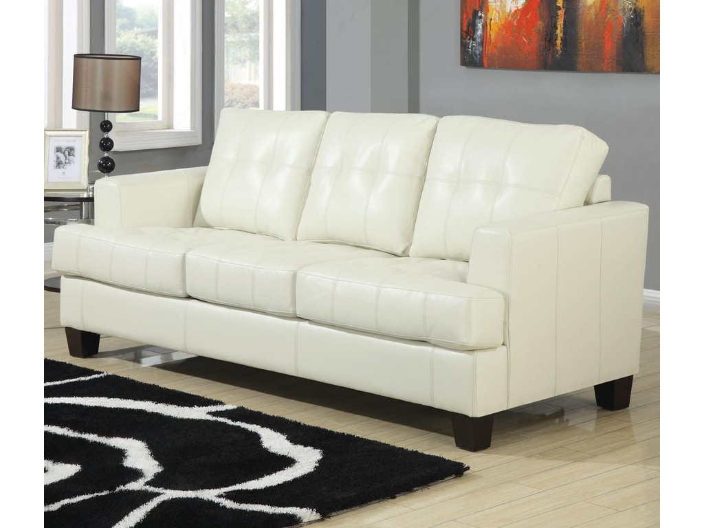 Coaster living room sleeper 501690 charter furniture Living room furniture dallas
