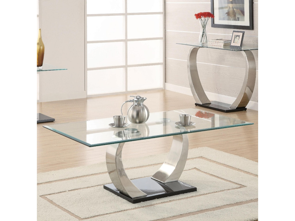 Coaster living room coffee table 701238 simply discount coaster coffee table 701238 geotapseo Image collections