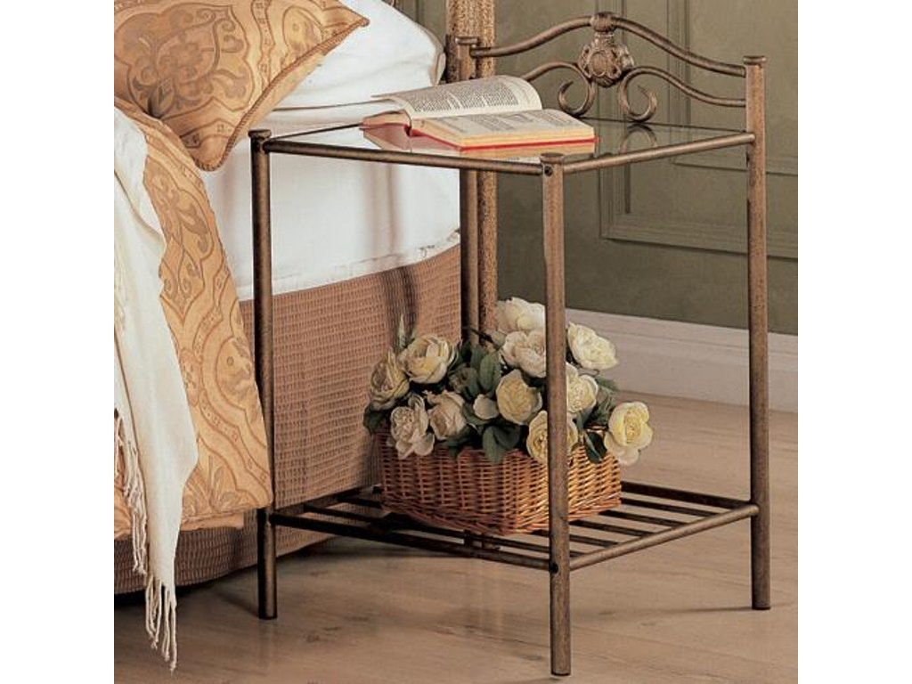 coaster bedroom nightstand 300172 fiore furniture company altoona pa. Black Bedroom Furniture Sets. Home Design Ideas