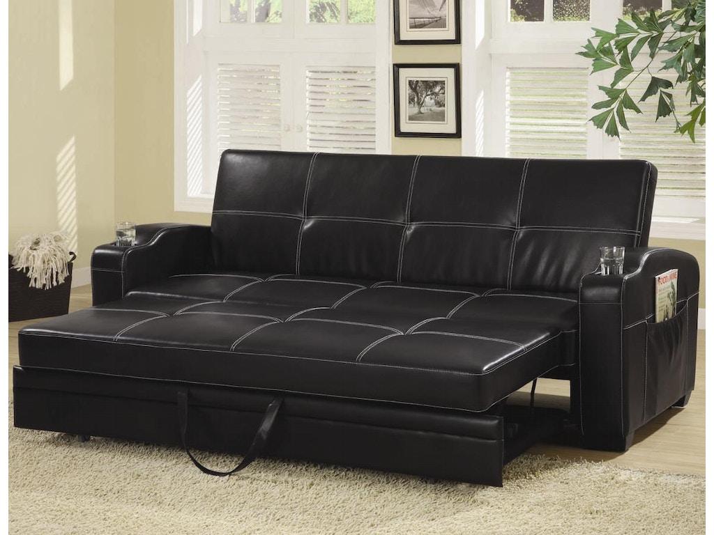 Coaster Living Room Sofa Bed 300132 Davis Furniture Poughkeepsie Ny