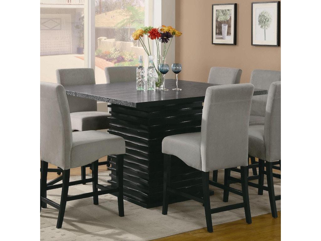 Coaster 5 Piece Dining Room Set 102068 S5 Furniture