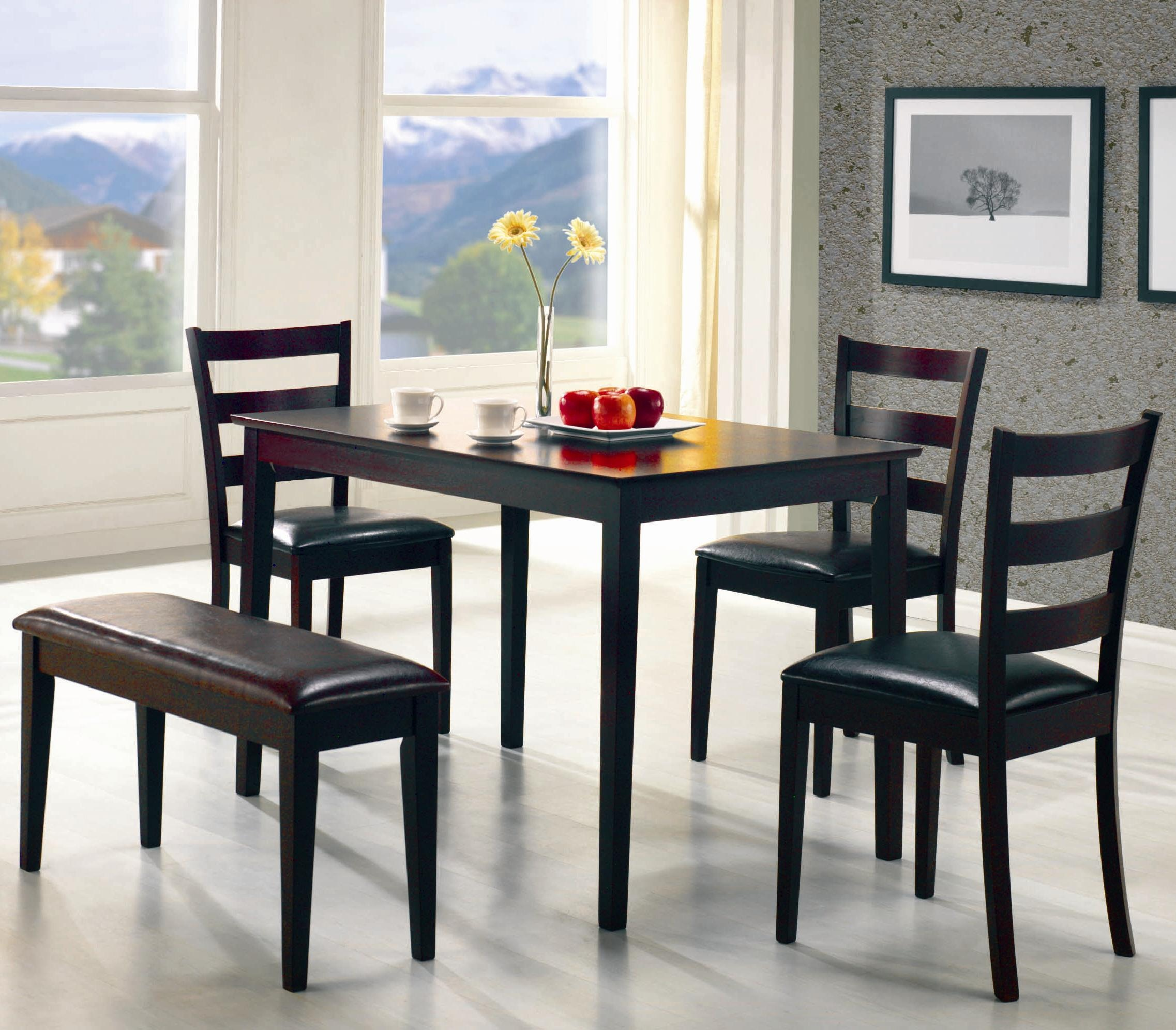 Dining Room Sets Austin Tx: Coaster Dining Room 5 Piece Set 150232