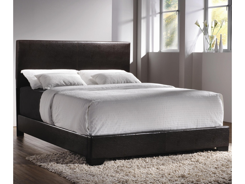 Coaster bedroom queen bed 300261q at aw furniture